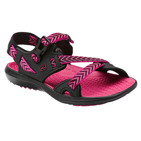 Keen Maupin Sandals Women black/very berry